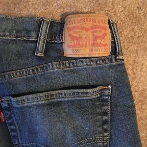 Levis 559 Jeans